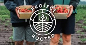 Project Rooted :: Connecting kids to real food from the ground up. Dubuque, Iowa.
