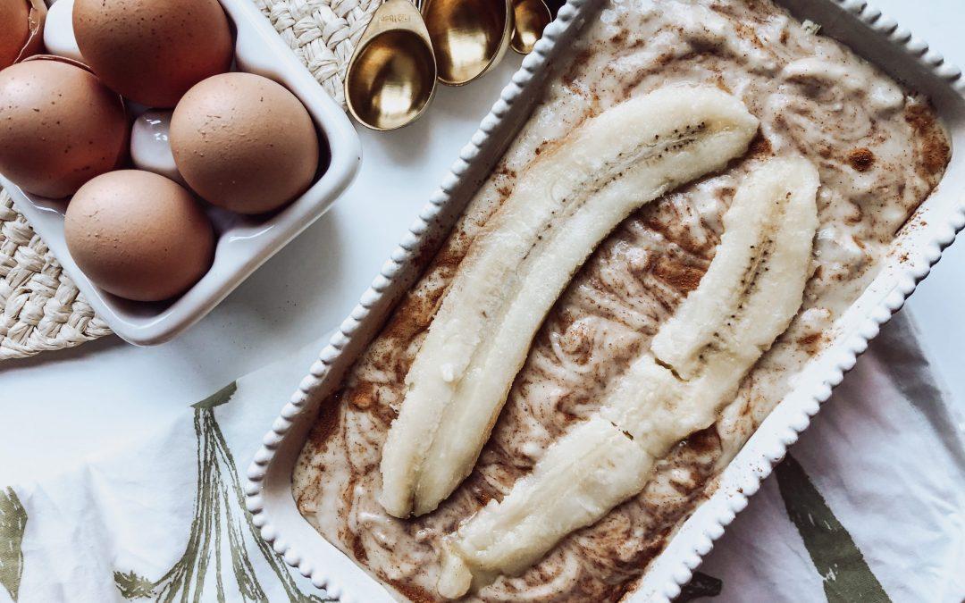 Our Favorite Banana Bread Recipe