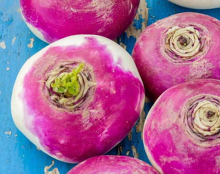 Simple Weeknight Roasted Turnips