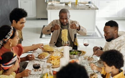 Eating Together is the Key